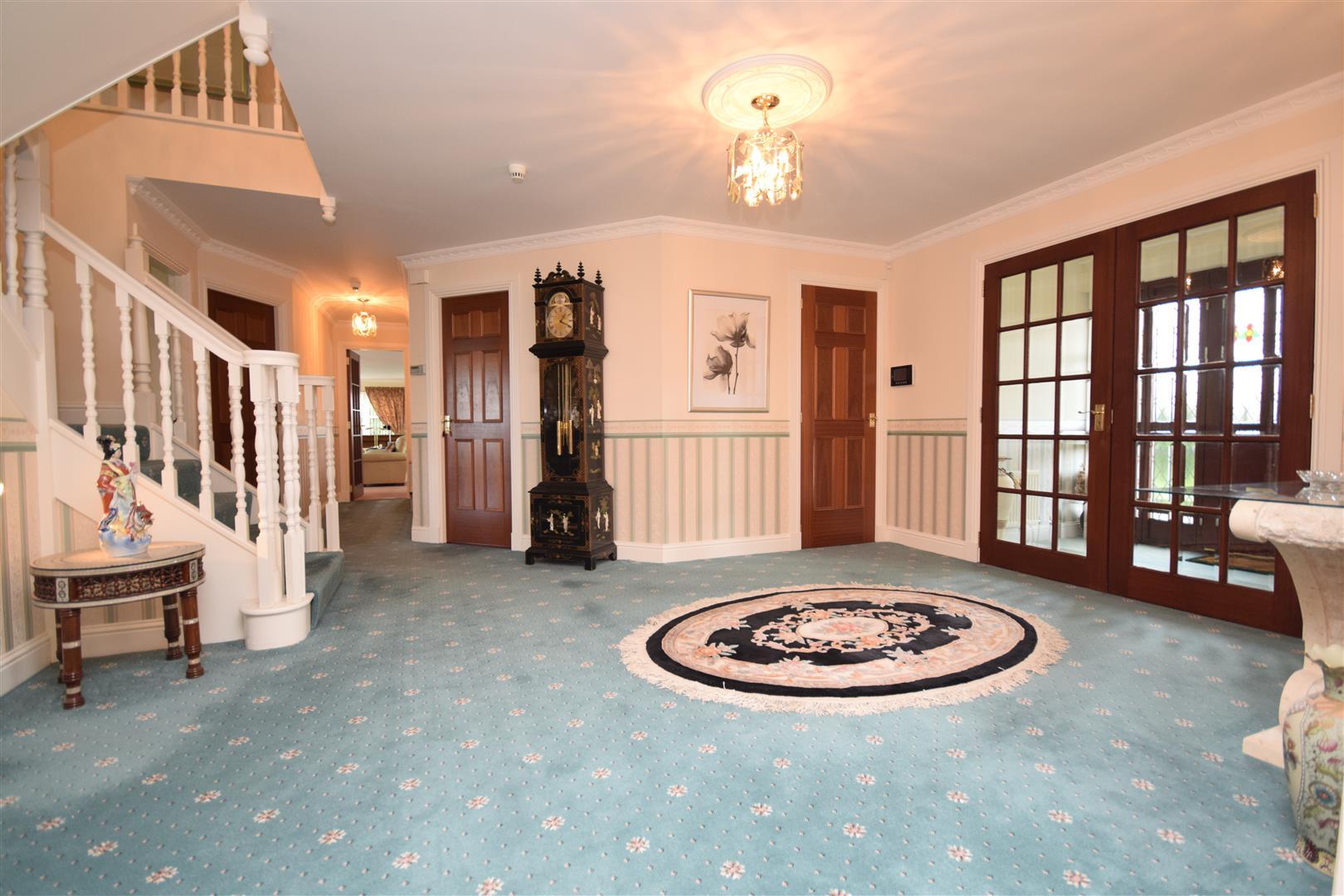 Gairdrum House, Little Gairdum, Scone, Perthshire, PH2 6NR, UK